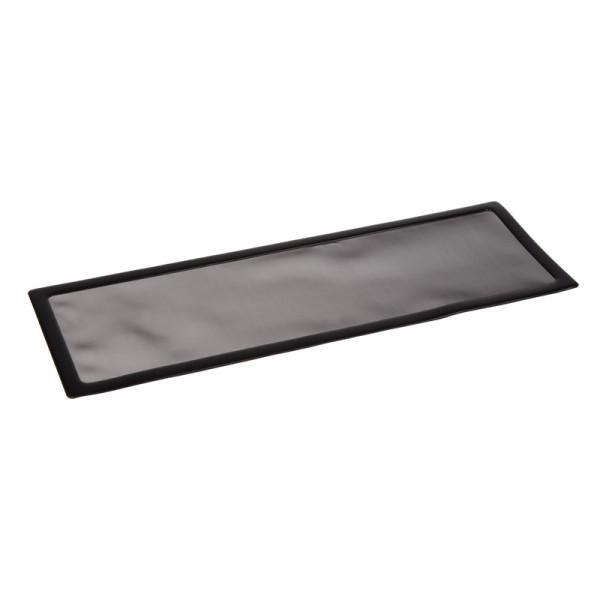 Demciflex Staubfilter für XSPC EX 420 - schwarz/schwarz