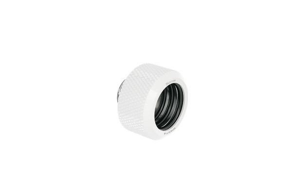 Barrow Choice Multicolor Compression Fitting - OD: 16mm Rigid Tubing - Ivory White
