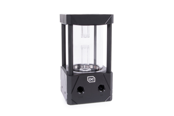 Alphacool Eisbecher Aurora D5 Acetal/Glas - 150mm