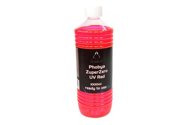 Phobya ZuperZero UV Red 1000ml